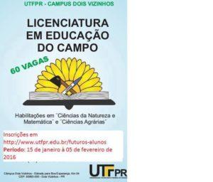 Licenciatura Ed. Campo