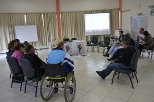 Reunião da Coordenação da 13ª Festa.