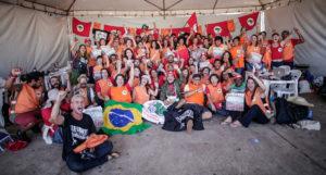 """Assembleia de Comunicadoras/es Populares """"Ulisses Manaças"""". Foto: Matheus Alves"""