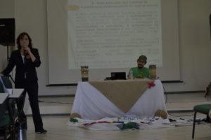 Profª Drª Sueli R. Comar. Fotografia: Ricardo Callegari
