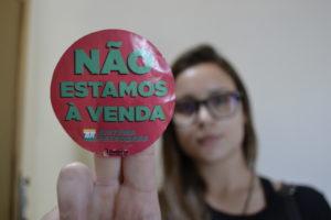 Privatização da Petrobras implicará em mais precarização da educação brasileira.