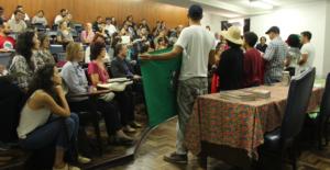 Inicio do Seminário. Foto: André de Souza Fedel
