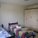 Dormitório para 3 pessoas