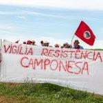 Assesoar lança nota de solidariedade as famílias da Vigília Resistência Camponesa do oeste do Paraná