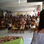 Em Francisco Beltrão, mulheres se unem pela vida, e semeiam a unidade popular