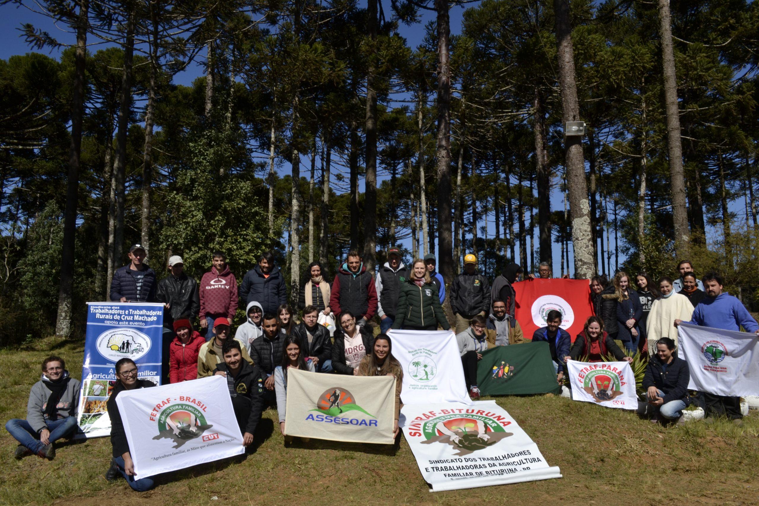 Nota de Pesar aos companheiros de luta da região Centro-Sul