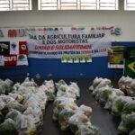 Ação de solidariedade leva comida saudável a quem precisa no sudoeste do Paraná