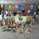 Projeto gera renda e garante alimentação saudável para mais de 3 mil agricultores no Paraná