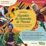 Na semana do Dia Internacional das Mulheres, guardiãs de sementes crioulas do Paraná realizam festival online