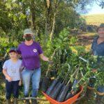 Agroflorestas: Produzindo alimentos e cuidando da natureza